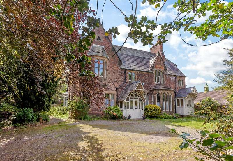 5 Bedrooms Detached House for sale in Upton, Wirral, Merseyside