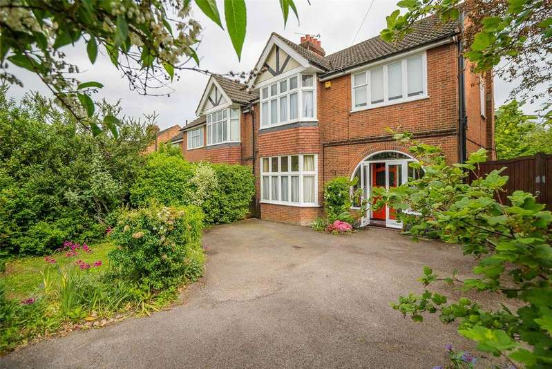 5 Bedrooms Semi Detached House for sale in Buckland Hill, Maidstone, Kent, ME16