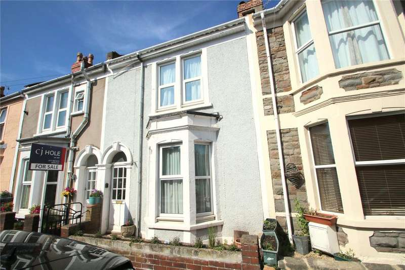 2 Bedrooms Terraced House for sale in Ashton Gate Road, Ashton Gate, Bristol, BS3