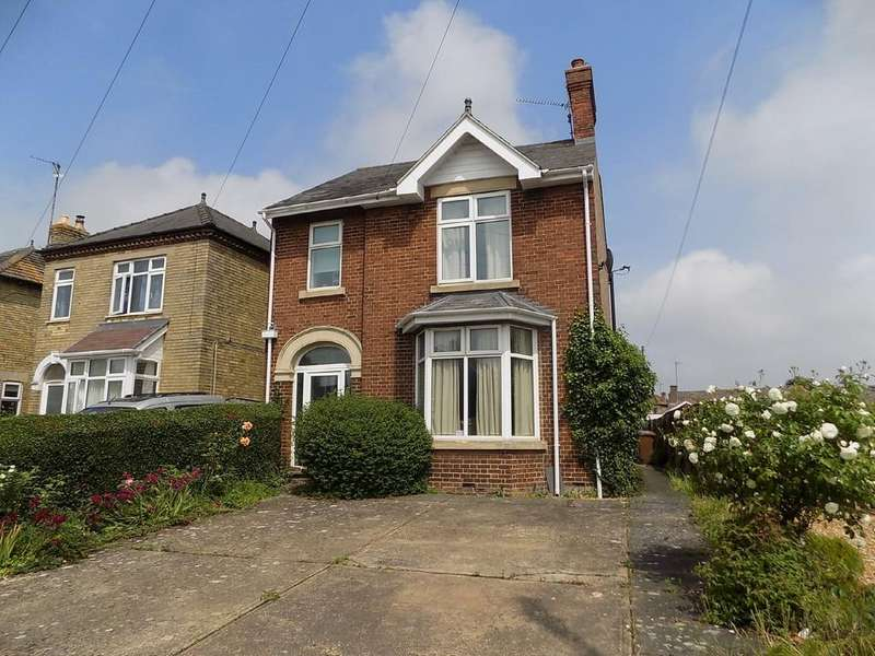 3 Bedrooms Detached House for sale in Dartford Road, March