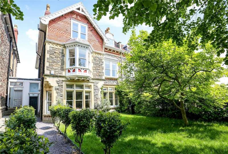 7 Bedrooms Semi Detached House for sale in Woodstock Road, Redland, Bristol, BS6