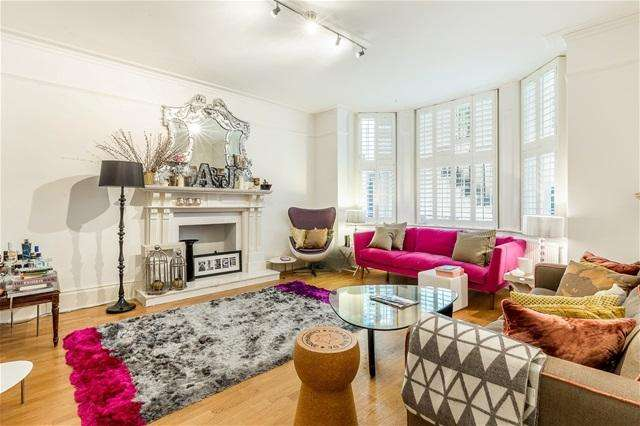2 Bedrooms Flat for sale in Courtfield Gardens, Earl's Court