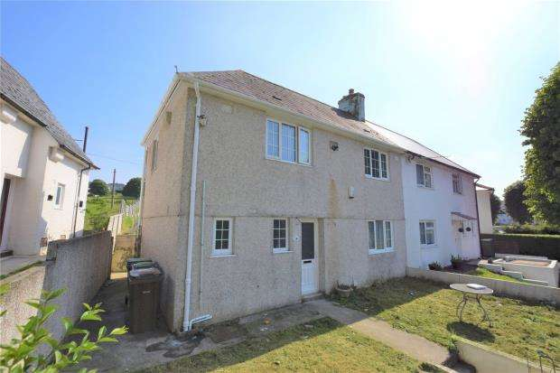 3 Bedrooms Semi Detached House for sale in North Down Crescent, Plymouth, Devon
