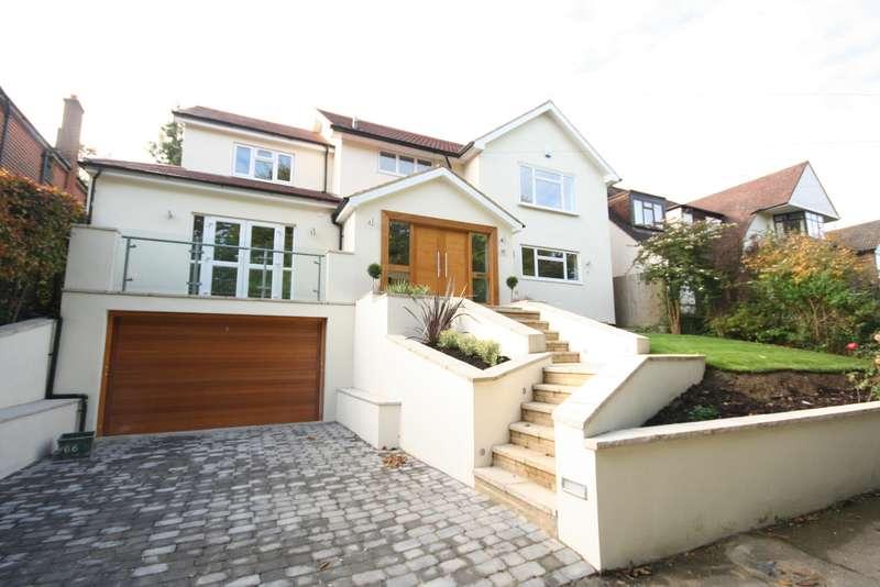 5 Bedrooms Detached House for sale in Moor Lane, Rickmansworth, Hertfordshire, WD3