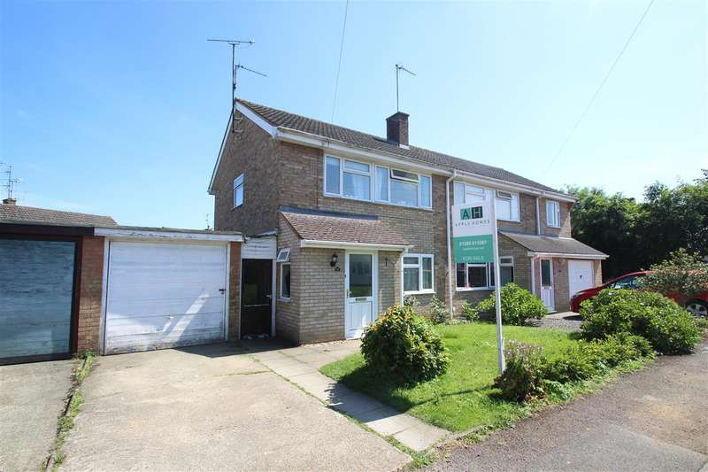 3 Bedrooms Semi Detached House for sale in Manor Park, Maids Moreton