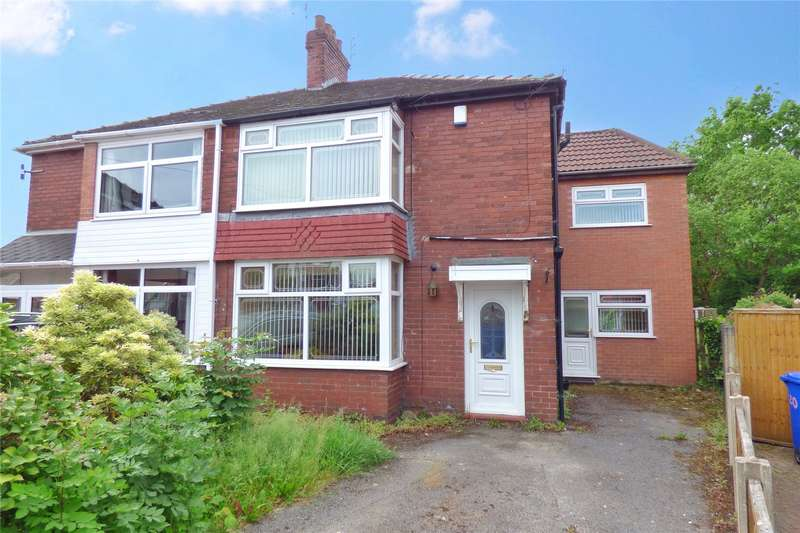 3 Bedrooms Semi Detached House for sale in Myerscroft Close, New Moston, Greater Manchester, M40