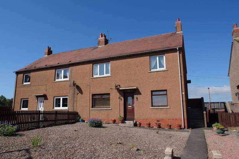2 Bedrooms Flat for sale in Eagle Road, Buckhaven, Leven, KY8