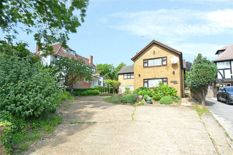 5 Bedrooms Detached House for sale in Brighton Road, Purley
