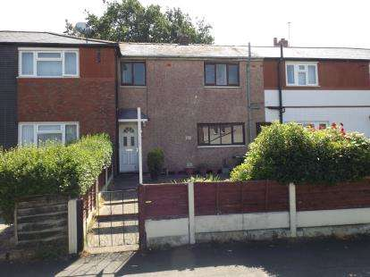 3 Bedrooms Terraced House for sale in Rudheath Avenue, Manchester, Greater Manchester, Uk