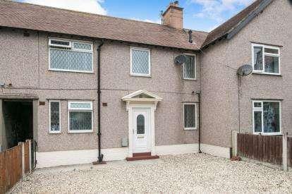 3 Bedrooms Terraced House for sale in Maes Y Foel, Dyserth, Rhyl, Denbighshire, LL18
