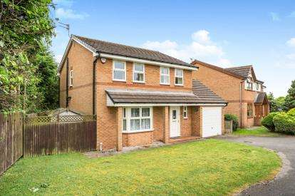 4 Bedrooms Detached House for sale in New Barnet, Widnes, Cheshire, Tbc, WA8