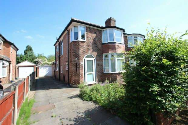 3 Bedrooms Semi Detached House for sale in Fairlands Road, Sale