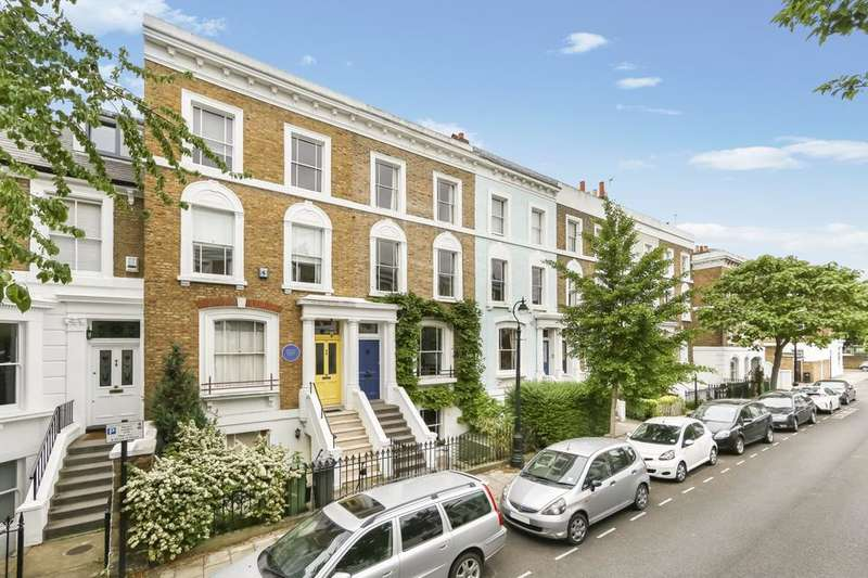 4 Bedrooms Terraced House for sale in Lansdowne Gardens, London SW8