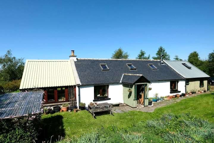 1 Bedroom Detached House for sale in Greenwells Croft, Drybridge, Buckie, Moray, AB56