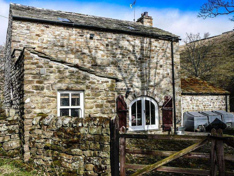 2 Bedrooms Cottage House for sale in Low Allers, Cowshill, County Durham