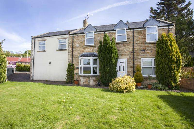 5 Bedrooms Detached House for sale in Barrington Court, Stanhope, Bishop Auckland, County Durham