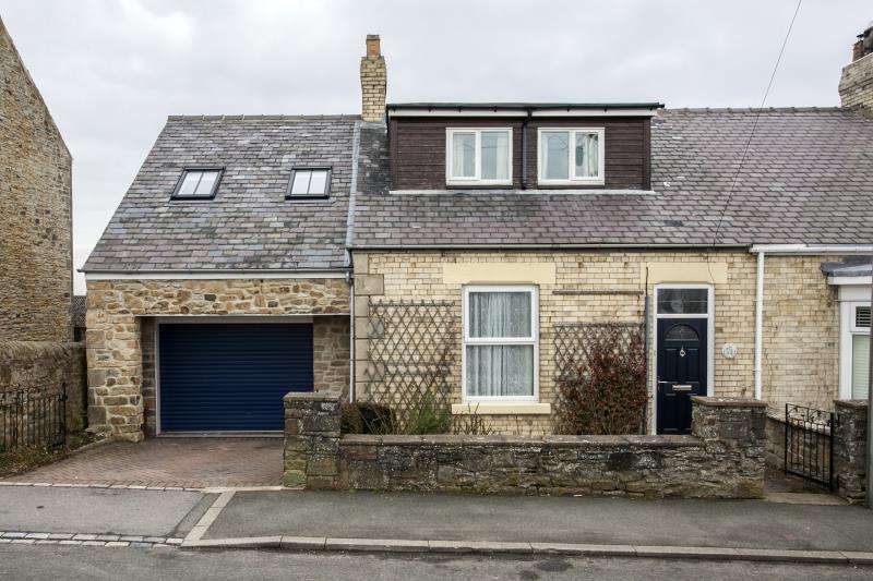 4 Bedrooms End Of Terrace House for sale in Bellgrave House, Front Street , Esh , County Durham