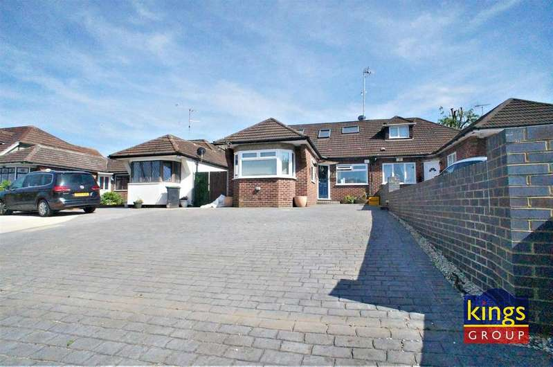 4 Bedrooms Semi Detached Bungalow for sale in Pick Hill, Waltham Abbey