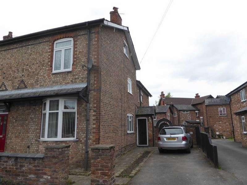 4 Bedrooms Semi Detached House for sale in Kingsley Road, Northenden
