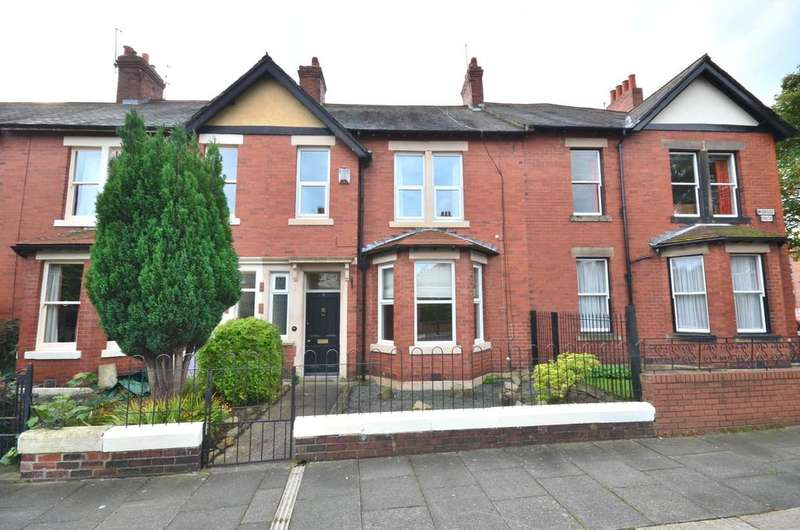 4 Bedrooms Terraced House for sale in Fenham