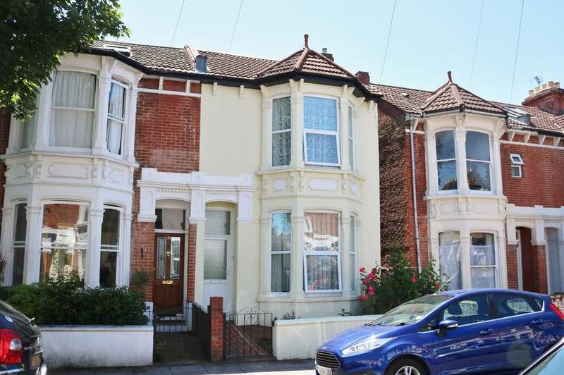 4 Bedrooms End Of Terrace House for sale in Allens Road, Southsea