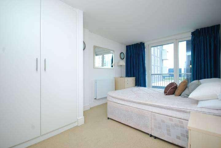 2 Bedrooms Flat for sale in Gainsborough House, Cassilis Road, London, E14 9LQ