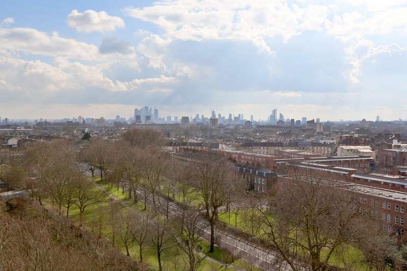 3 Bedrooms Apartment Flat for sale in George Downing Estate, Alkham Road