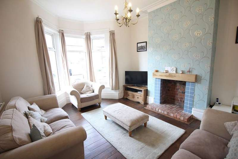 4 Bedrooms Terraced House for sale in Warbreck Drive, Blackpool