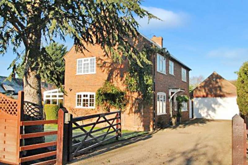 4 Bedrooms Detached House for sale in Chapel Lane, Stoke Mandeville