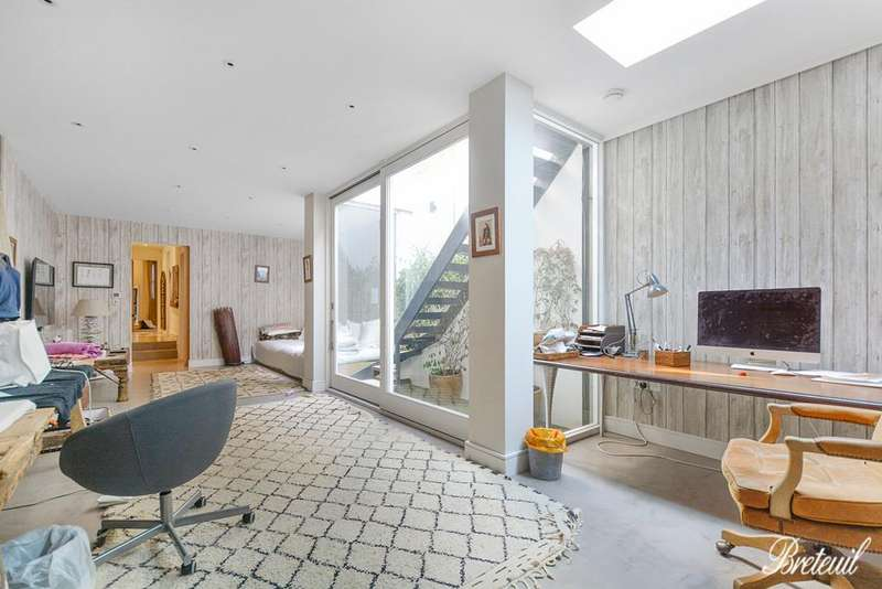 5 Bedrooms Terraced House for sale in Favart Road, London, SW6