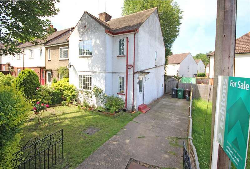 3 Bedrooms End Of Terrace House for sale in Doggetts Way, St. Albans, Hertfordshire