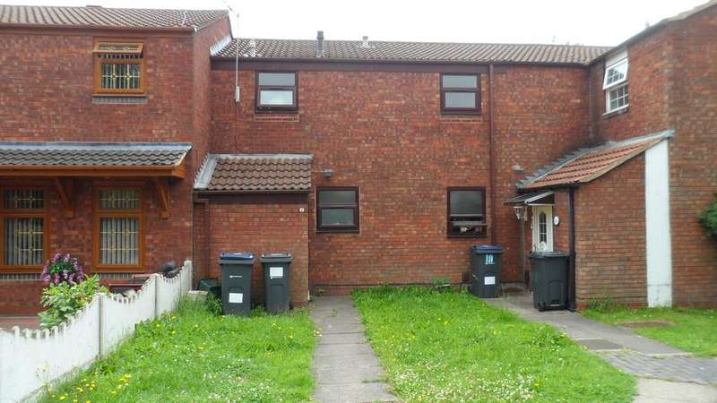 4 Bedrooms Terraced House for sale in STORRS CLOSE, BORDESLEY GREEN , BIRMINGHAM B9