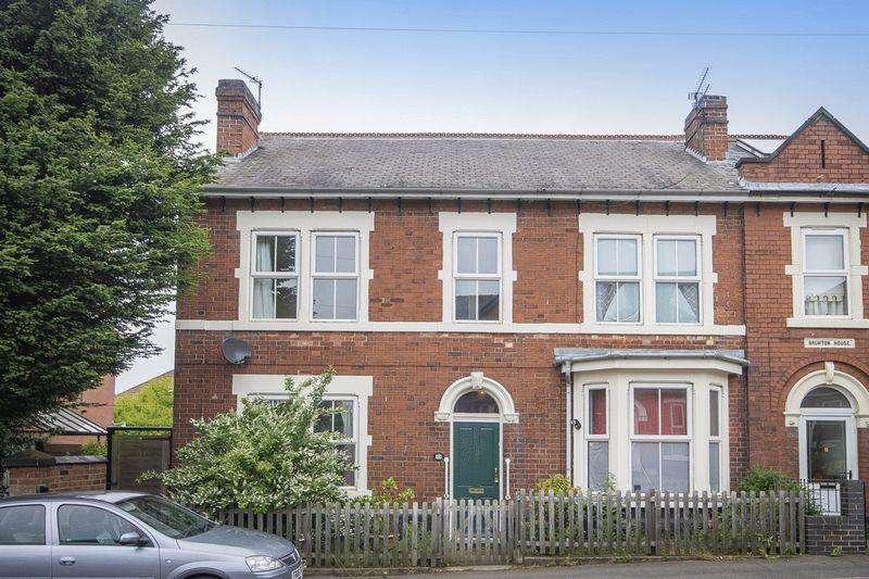 5 Bedrooms Semi Detached House for sale in LITTLEOVER LANE, LITTLEOVER