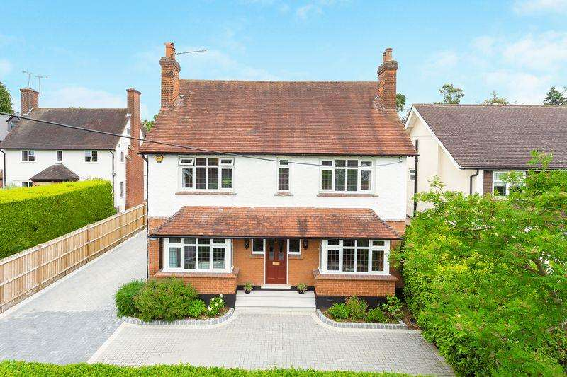 5 Bedrooms Detached House for sale in Cherry Tree Road, Farnham Royal, Buckinghamshire SL2
