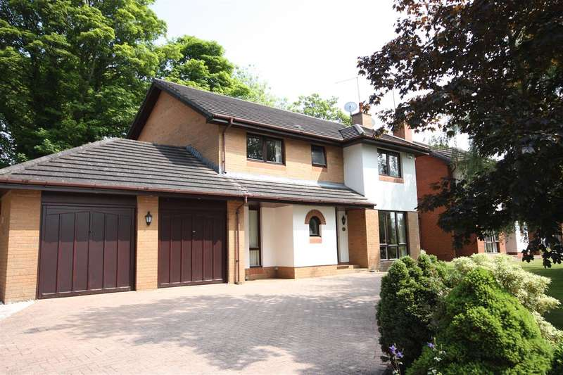 4 Bedrooms Detached House for sale in Grieve Croft, Bothwell
