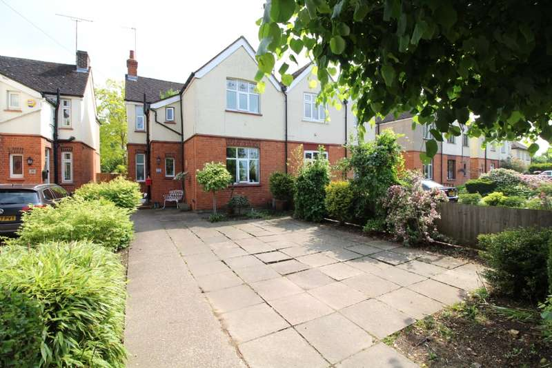 3 Bedrooms Semi Detached House for sale in Wolverton Road, Newport Pagnell, Buckinghamshire