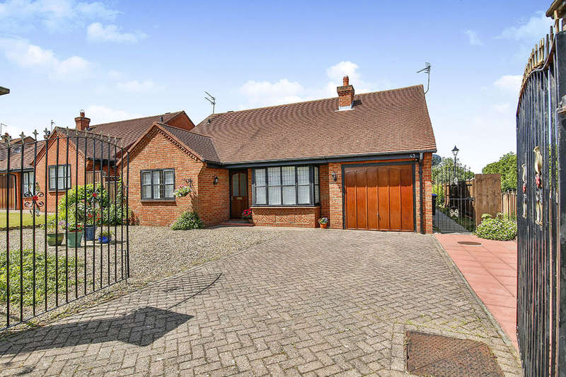3 Bedrooms Detached Bungalow for sale in Rosemount, Durham, DH1