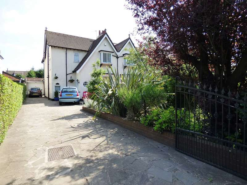 3 Bedrooms Semi Detached House for sale in Ribby Road, Wrea Green
