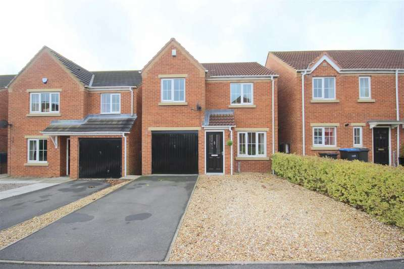 3 Bedrooms Detached House for sale in Charlton Court, Bowburn, Durham