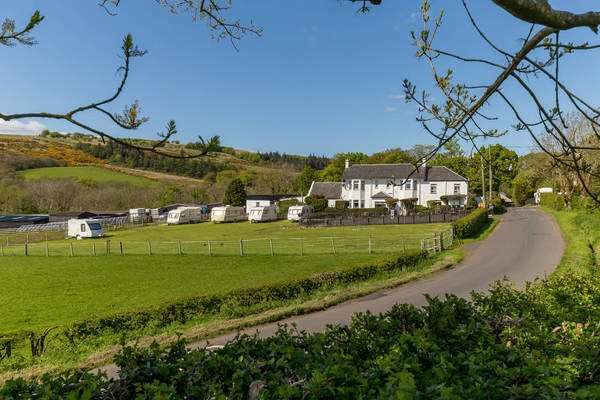 5 Bedrooms Farm Commercial for sale in South Whittlieburn Farm, Brisbane Glen, By Largs, North Ayrshire, KA30