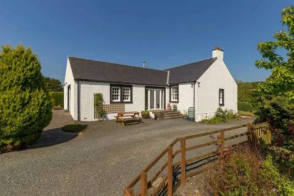 3 Bedrooms Detached House for sale in Kilgrammie Cottage, Daily, South Ayrshire, KA26