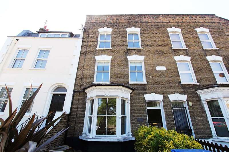 5 Bedrooms Terraced House for sale in Lower Road, London, London, SE16 2TU