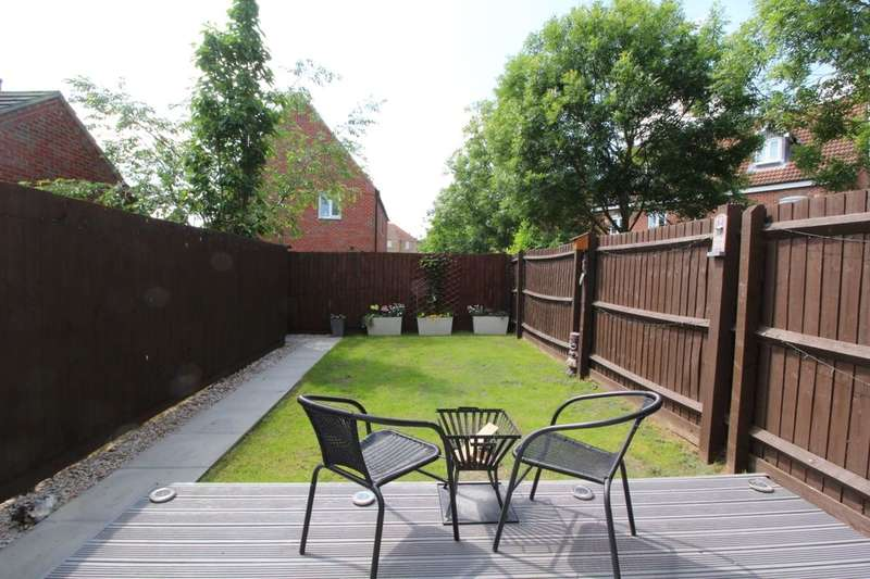 3 Bedrooms Property for sale in Blackbird Way, Witham St. Hughs, Lincoln, LN6