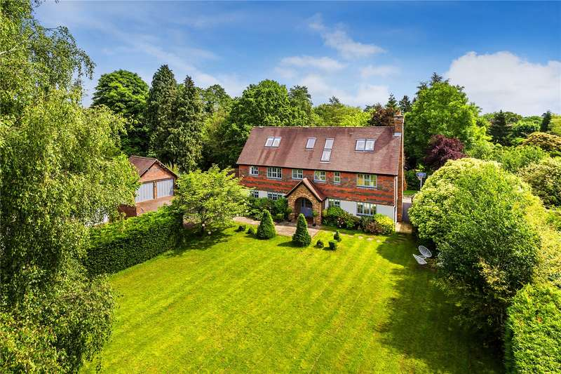 6 Bedrooms Detached House for sale in Church Road, Brasted, Westerham, TN16