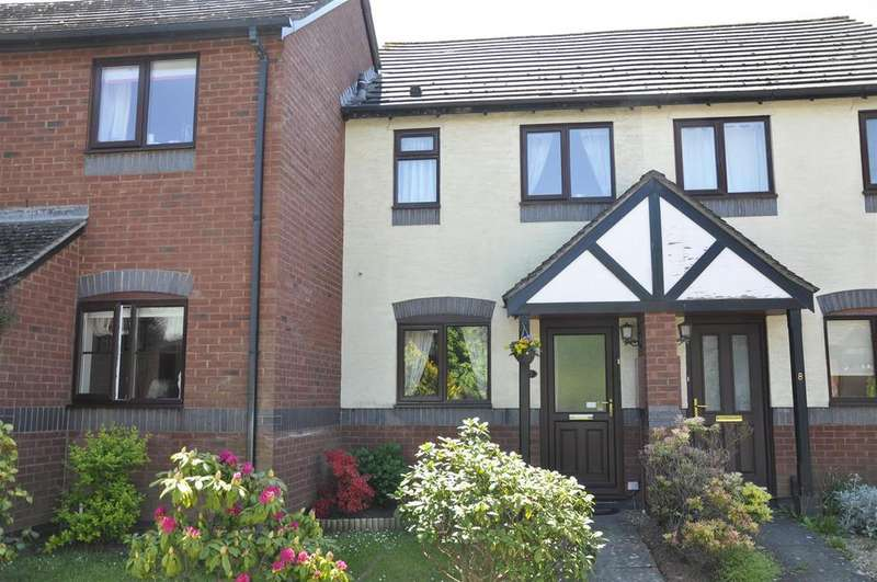2 Bedrooms Terraced House for sale in Barton Grange, Exeter