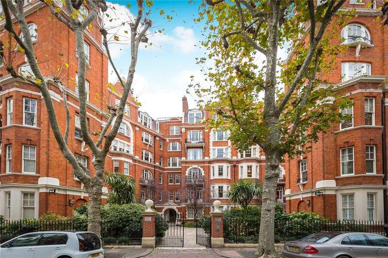 4 Bedrooms Apartment Flat for sale in Fitzjames Avenue, London, W14