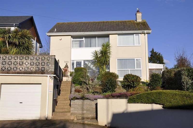 4 Bedrooms Detached House for sale in Church Hill, Pinhoe, Exeter