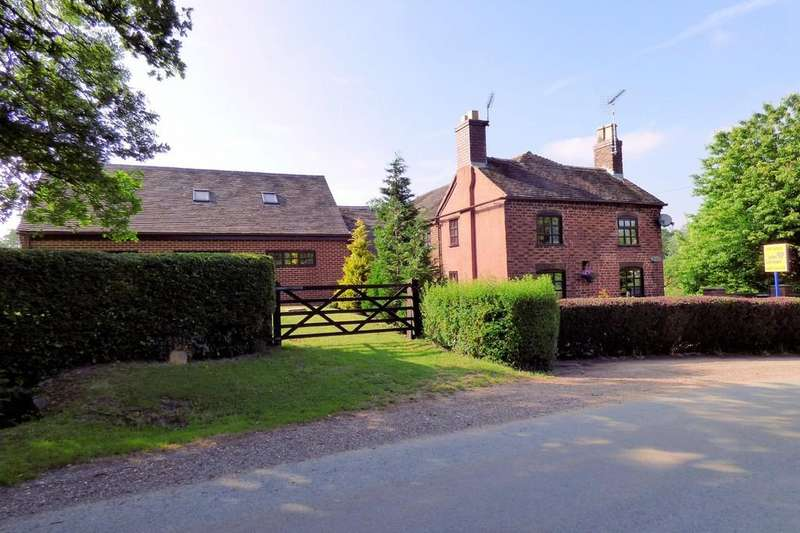 4 Bedrooms Detached House for sale in Dodsleigh Lane, Godstone