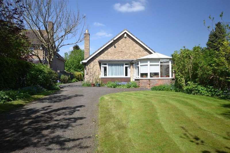 4 Bedrooms Detached Bungalow for sale in New Cross Road, Stamford