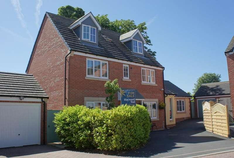 5 Bedrooms Detached House for sale in Barley Edge, Carlisle